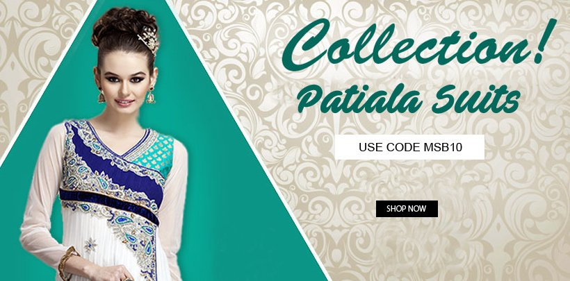 Women's Patiala Suit